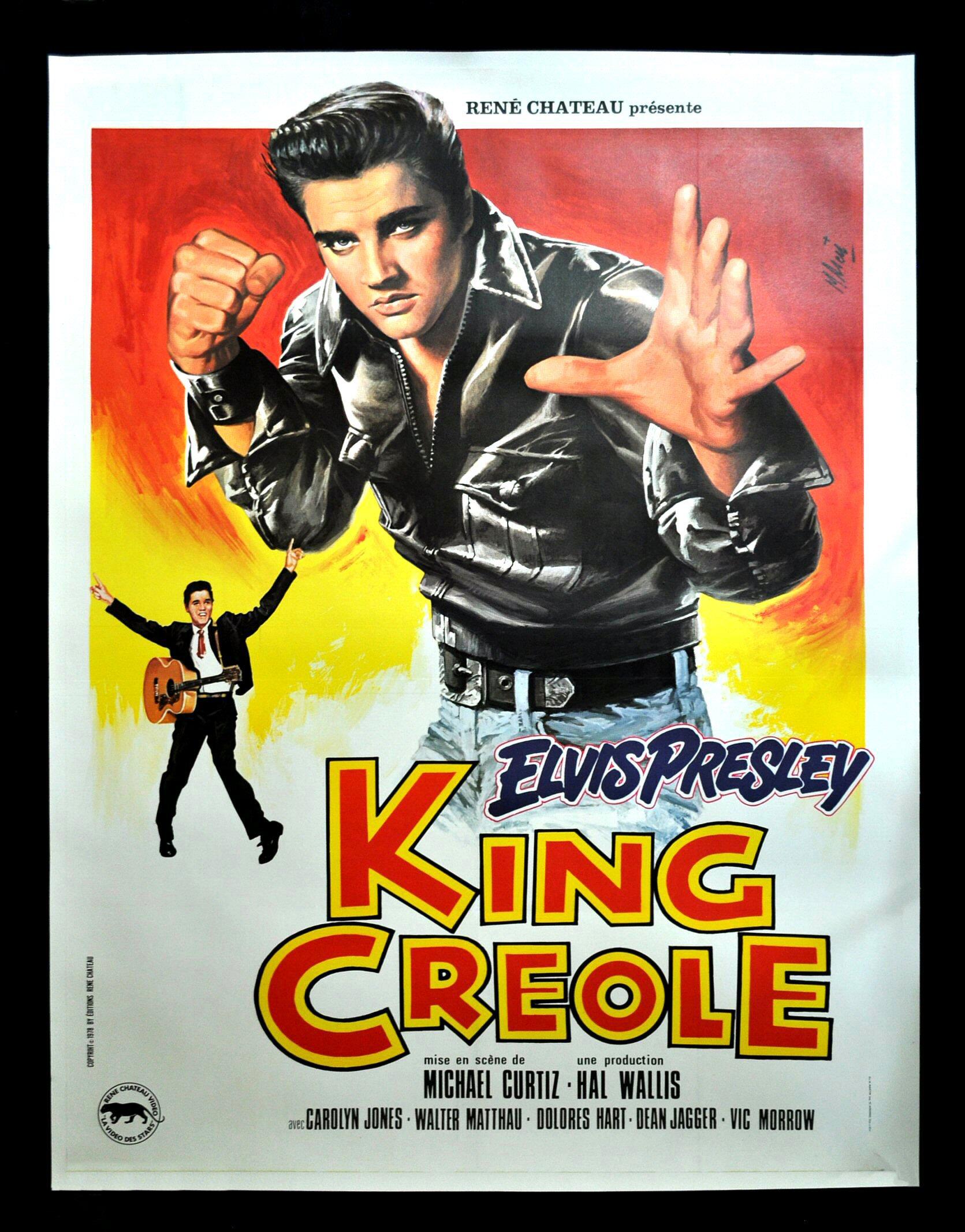 KING CREOLE * CineMast...