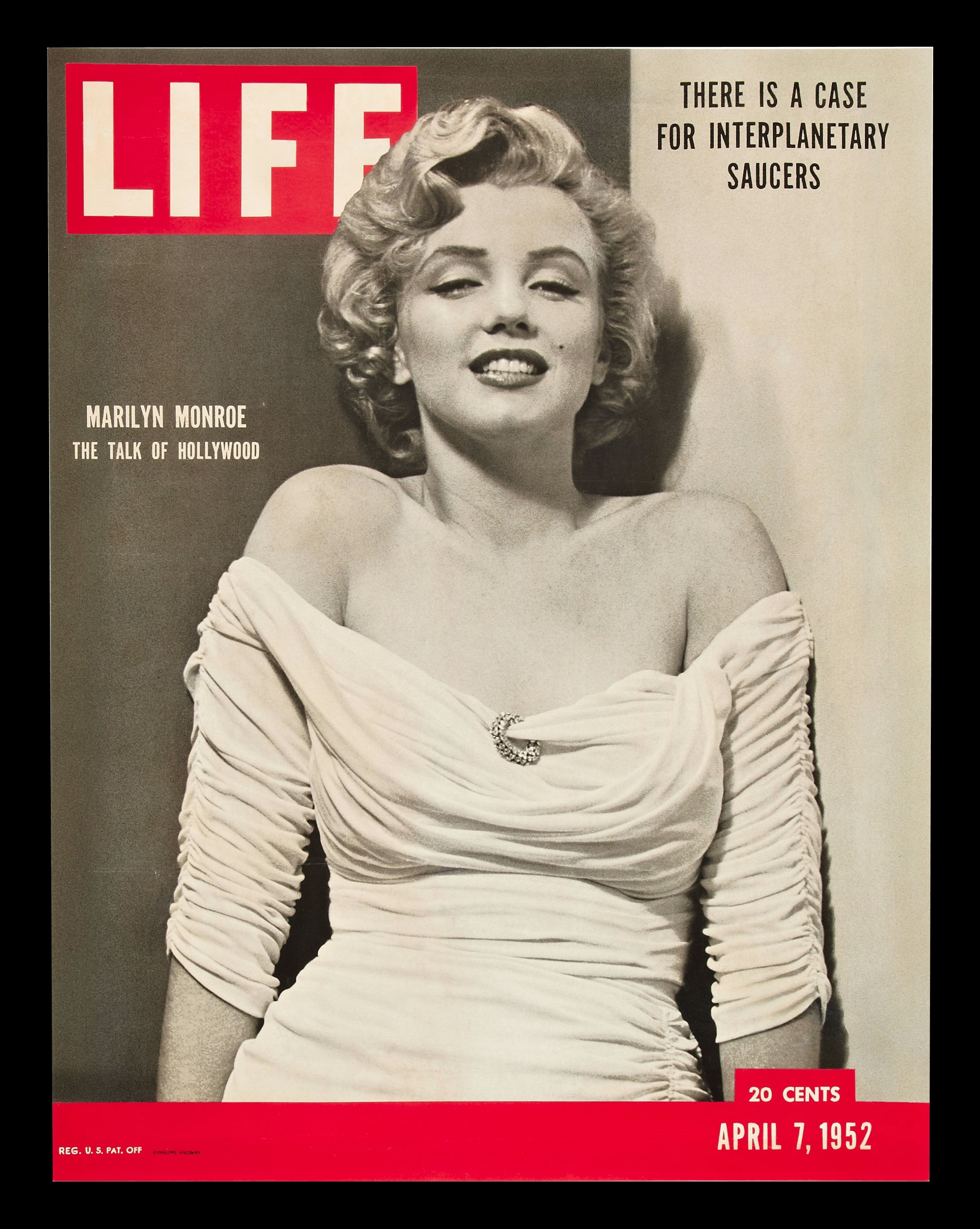 Marilyn monroe movie posters original vintage film for Old magazines