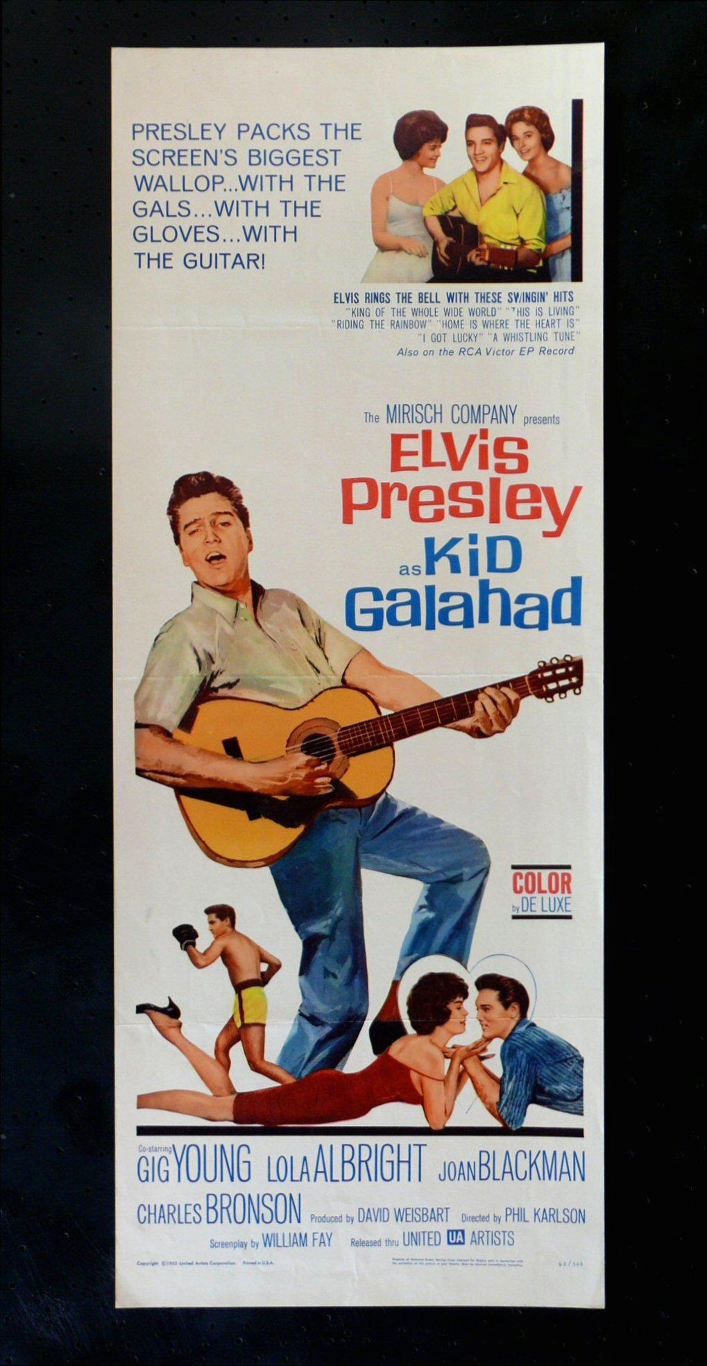 Kid Galahad Full Movie Free
