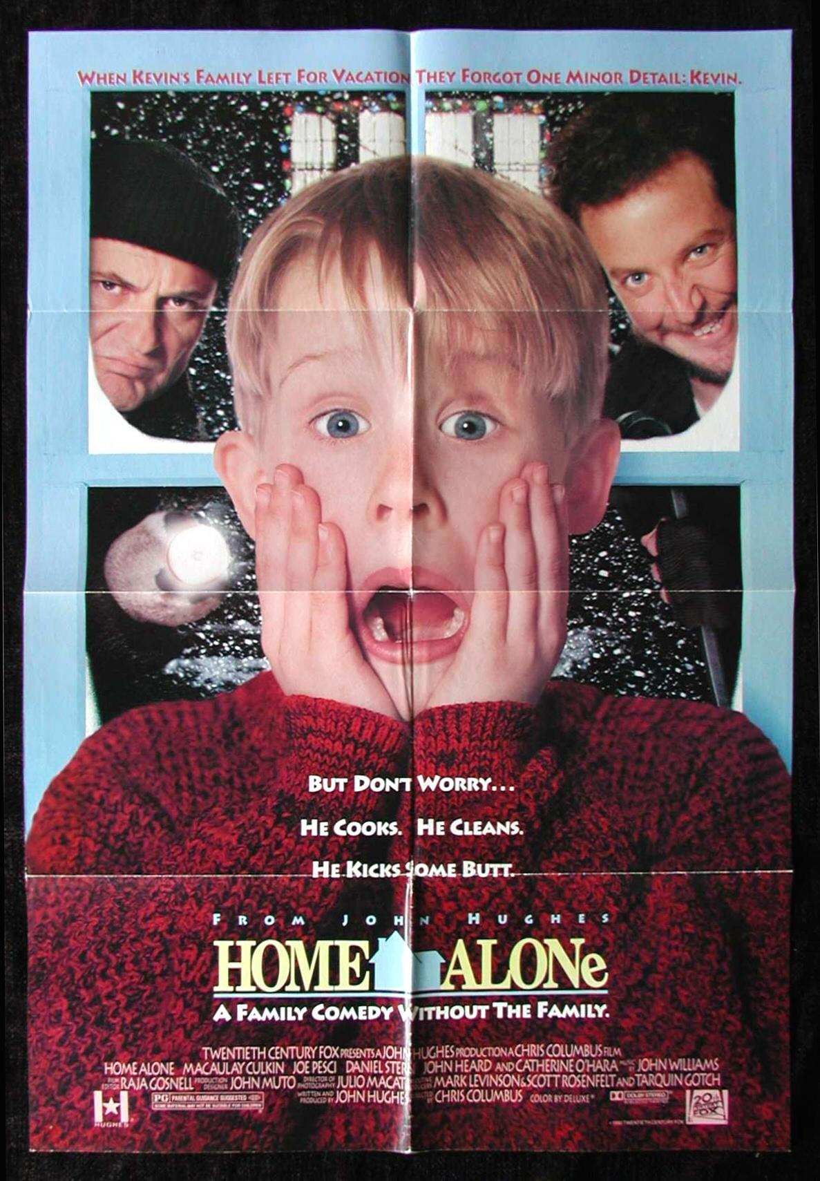 home alone poster wwwimgkidcom the image kid has it