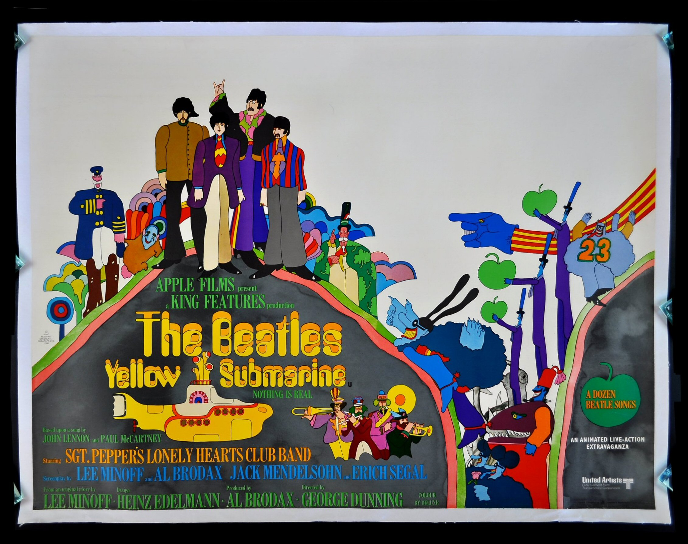 Yellow Submarine Full Movie